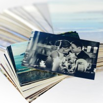 Printing on photo paper